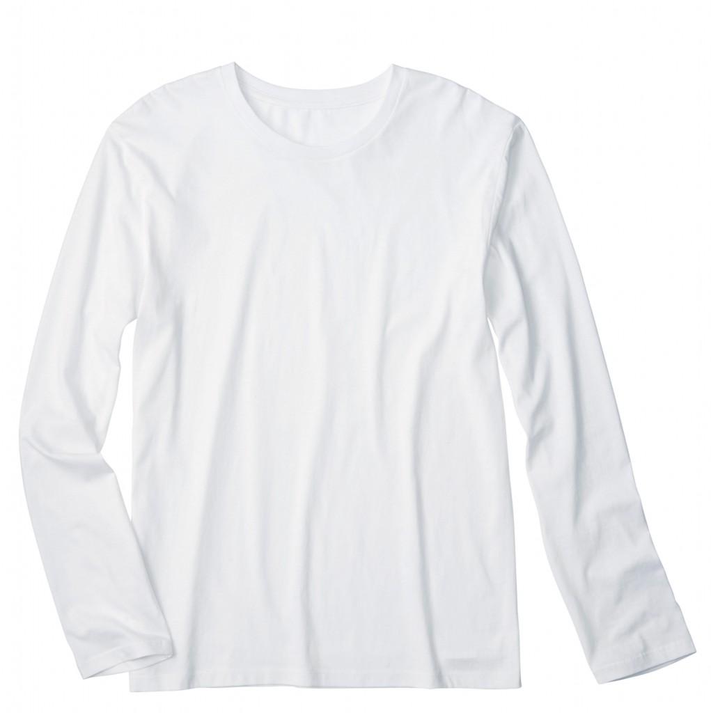 DM504 4.6oz FINE FIT Long Sleeve T-SHIRTS