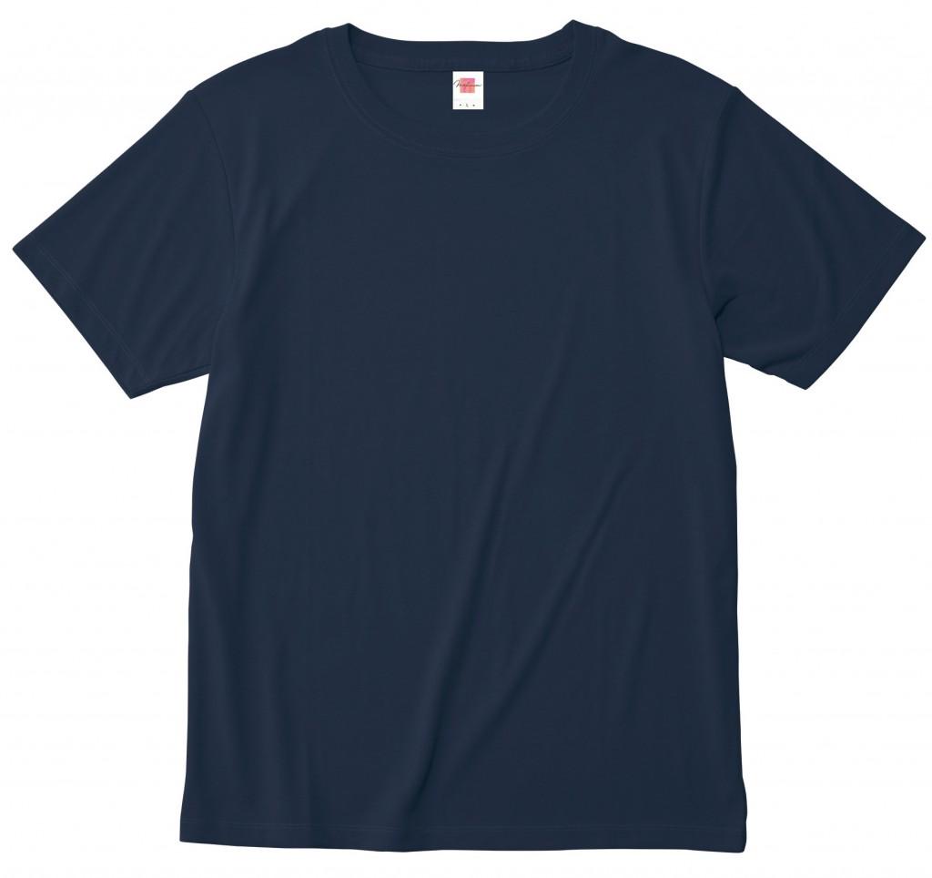 MS1147 ハイブリッドTシャツ