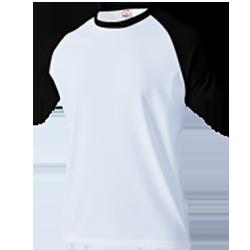 P1000 超軽量ドライラグランTシャツ