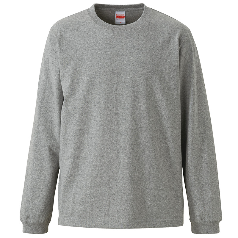 4262-01,  オーセンティックスーパーヘヴィーウェイト7.1オンス ロングスリーブ Tシャツ(1.6インチリブ)