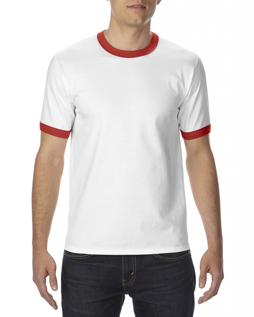 76600 アダルトリンガーTシャツ