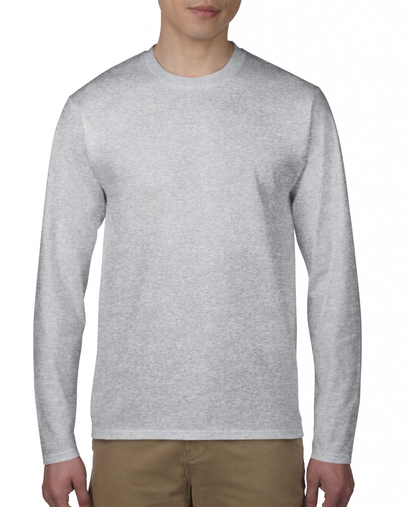 76400 アダルト長袖Tシャツ Gildan® Japan Fit