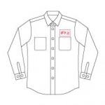 BT6023 長袖シャツ