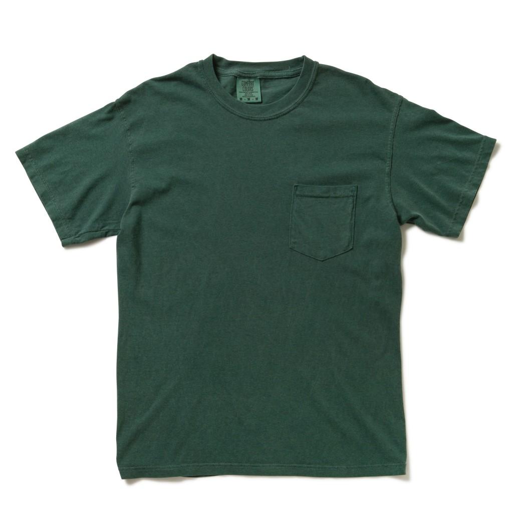 CC6030 Garment Dyed 6.1oz Pocket Tee ※注意事項あり