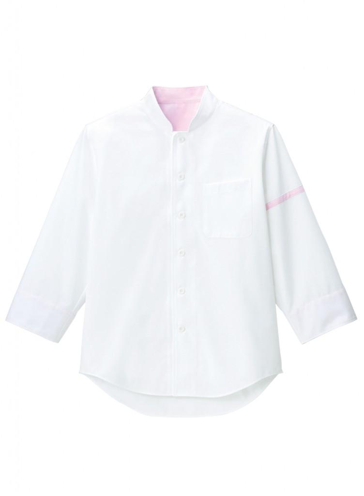 FB4515U  コックシャツ(ホールシャツ)
