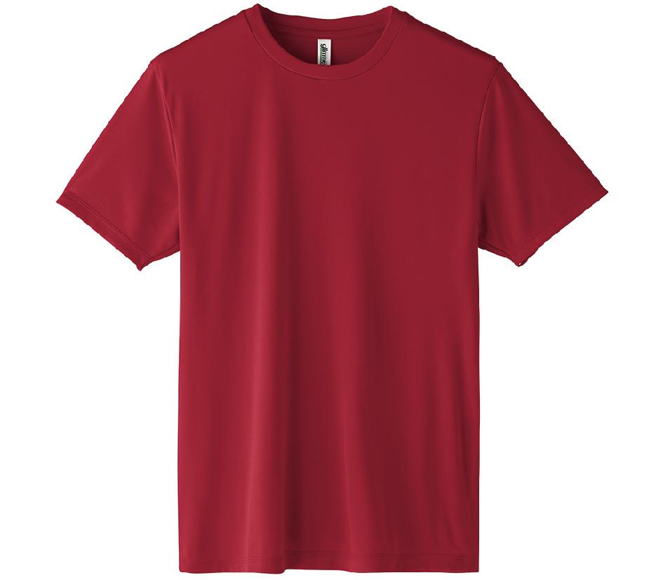 00350-AIT 3.5オンス インターロックドライTシャツ