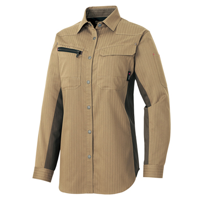 AZ-30645 長袖シャツ(レディース)