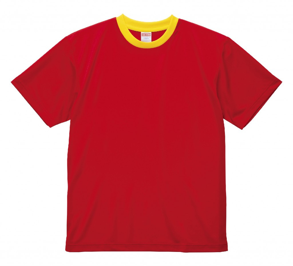 5900-01, 02  4.1ドライ アスレチック Tシャツ