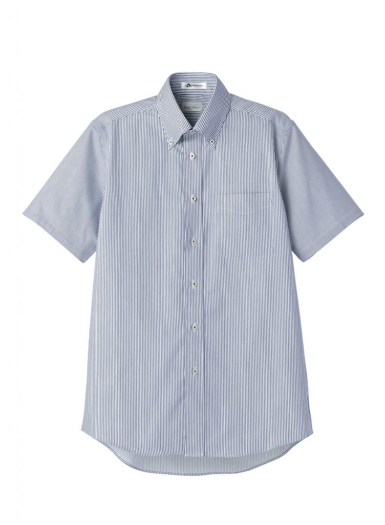 FB5012Mメンズ吸汗速乾半袖シャツ