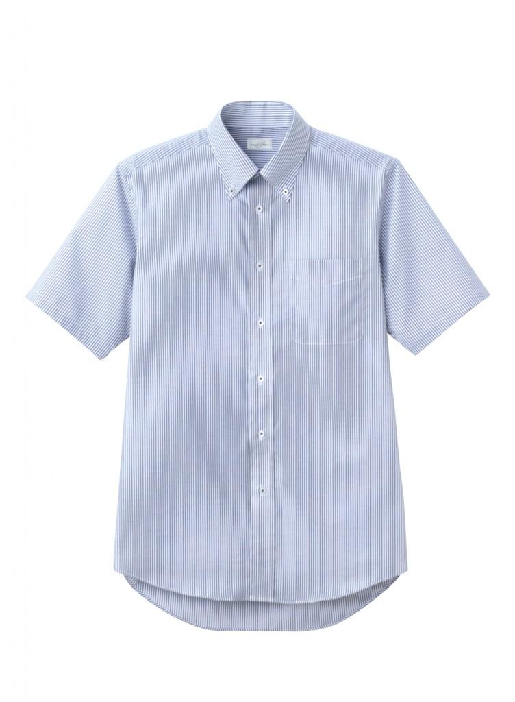 FB5018Mメンズ吸汗速乾半袖シャツ