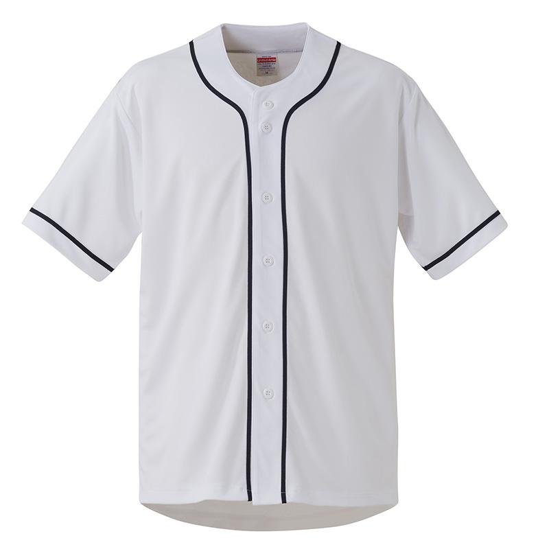 1445-01  4.4オンス ドライ ベースボール シャツ