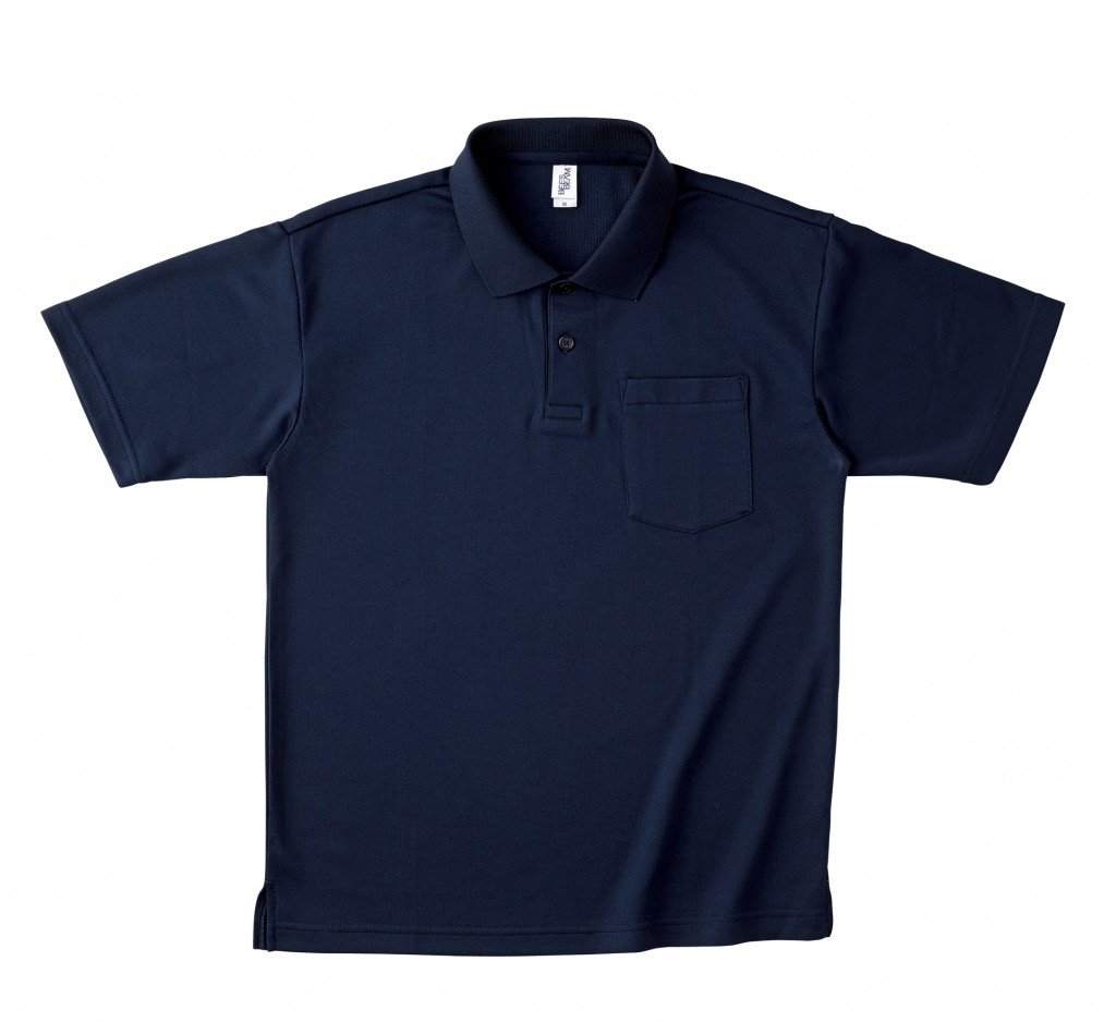 APP-260 ポケット付きアクティブポロシャツ