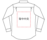 1784-01 T/C シャンブレーワークロングスリーブシャツ