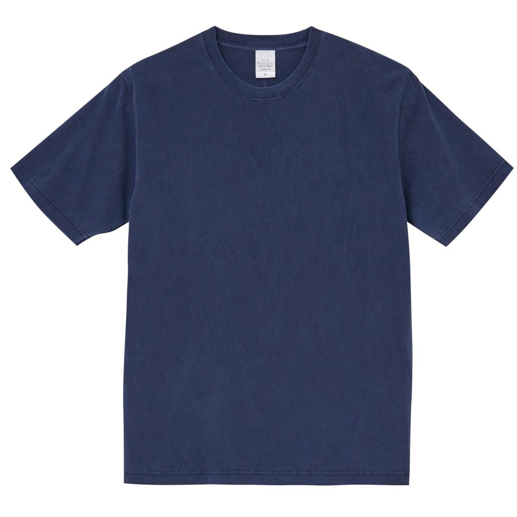 5020-01 5.6オンス ピグメントダイTシャツ