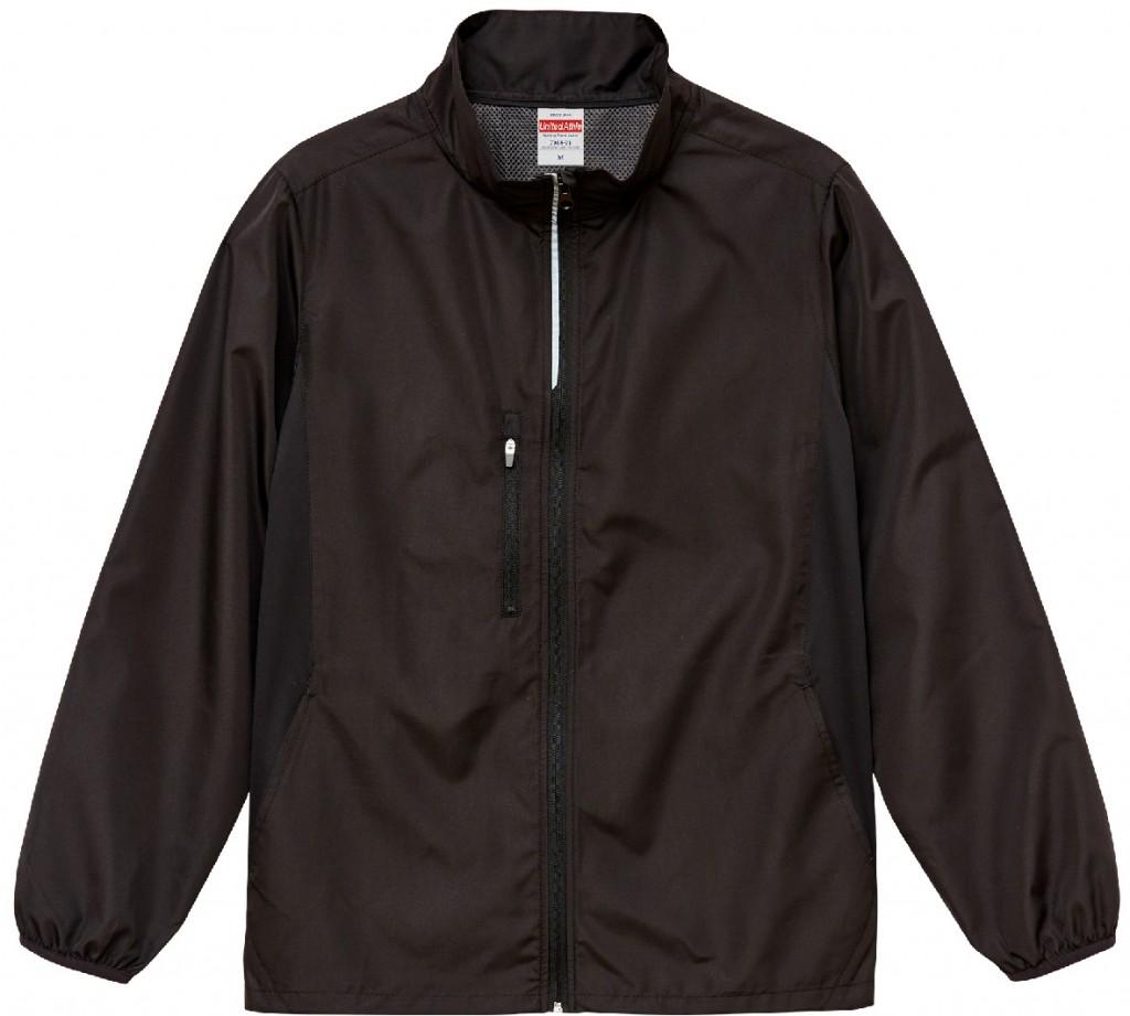 7068-01  マイクロリップストップ スタンド ジャケット(裏地付)