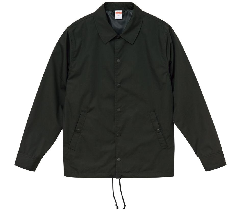 7448-01  T/C コーチジャケット(裏地付)