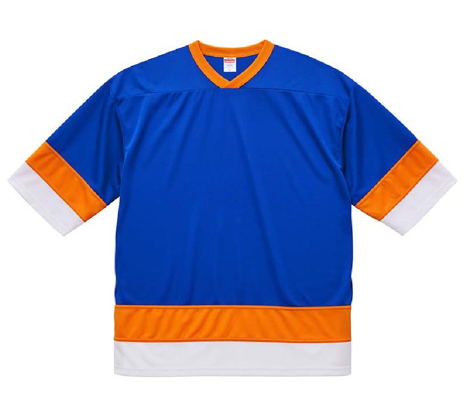 5935-01 4.1oz ドライ ホッケー Tシャツ
