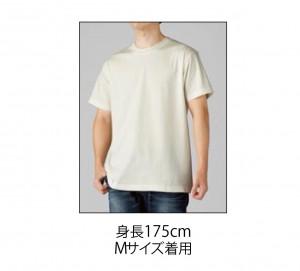 着用イメージ(身長175cm Mサイズ)