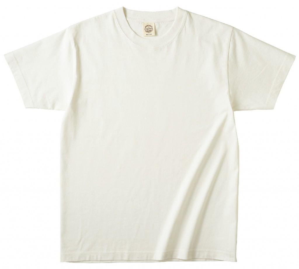 OGB-910 オーガニックコットンTシャツ