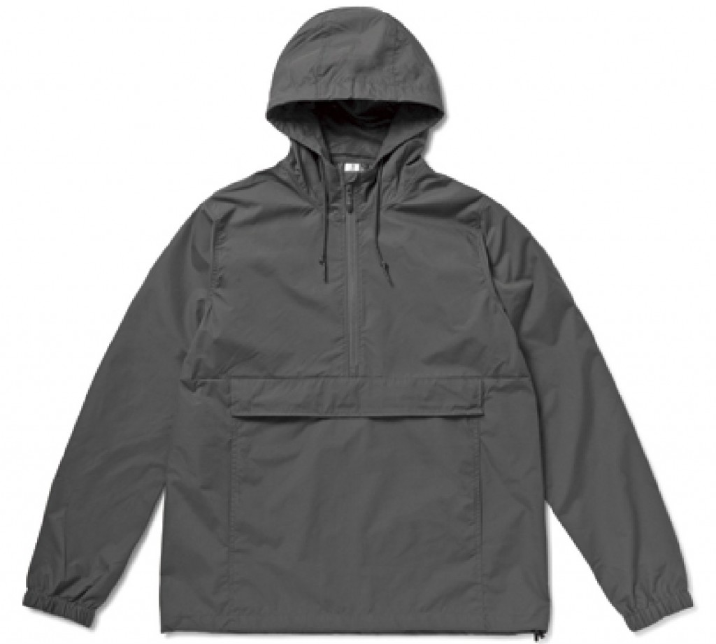 INEXP94NAW フーデッドアノラックジャケット