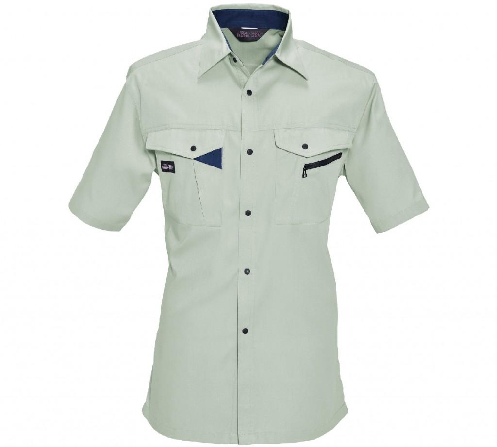 BT6025 半袖シャツ