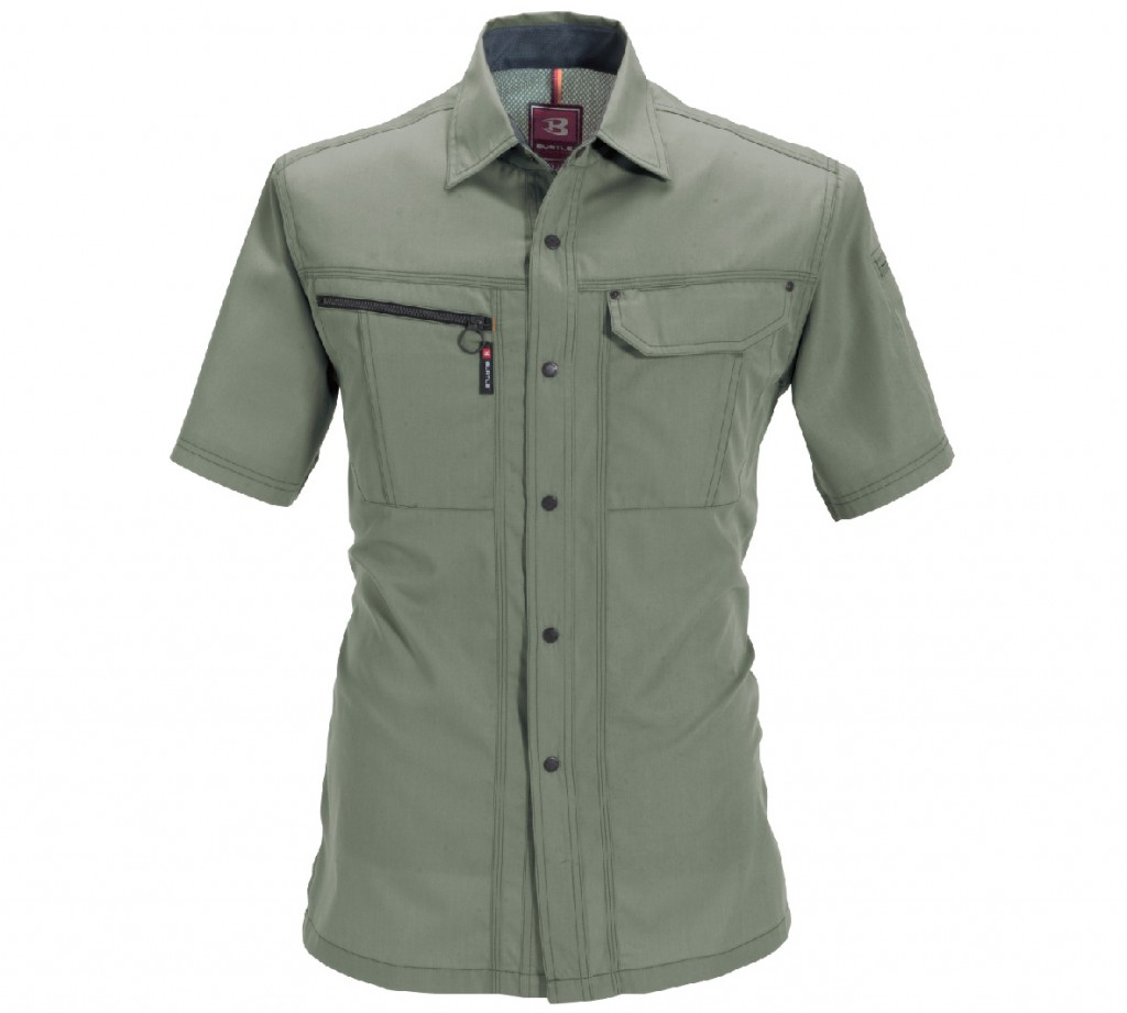 BT6065 半袖シャツ