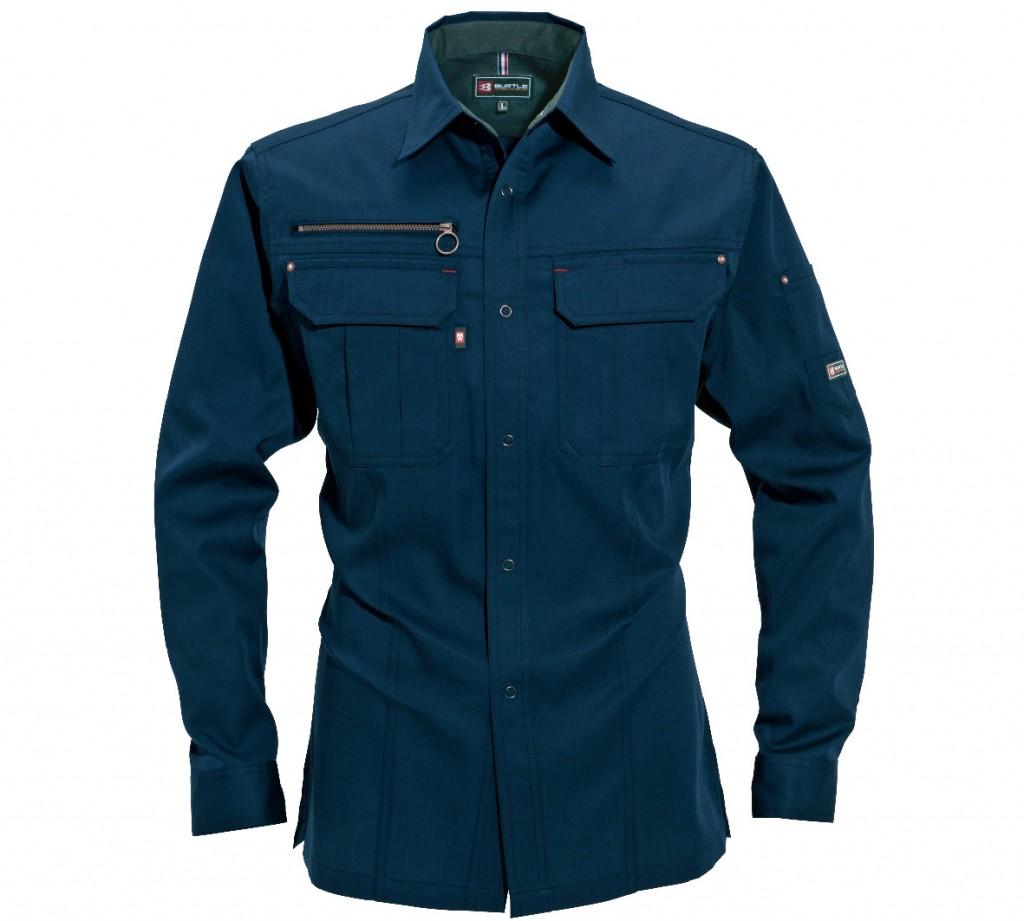 BT6103 長袖シャツ
