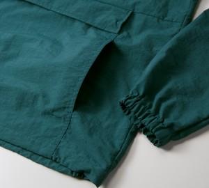 袖・ポケット