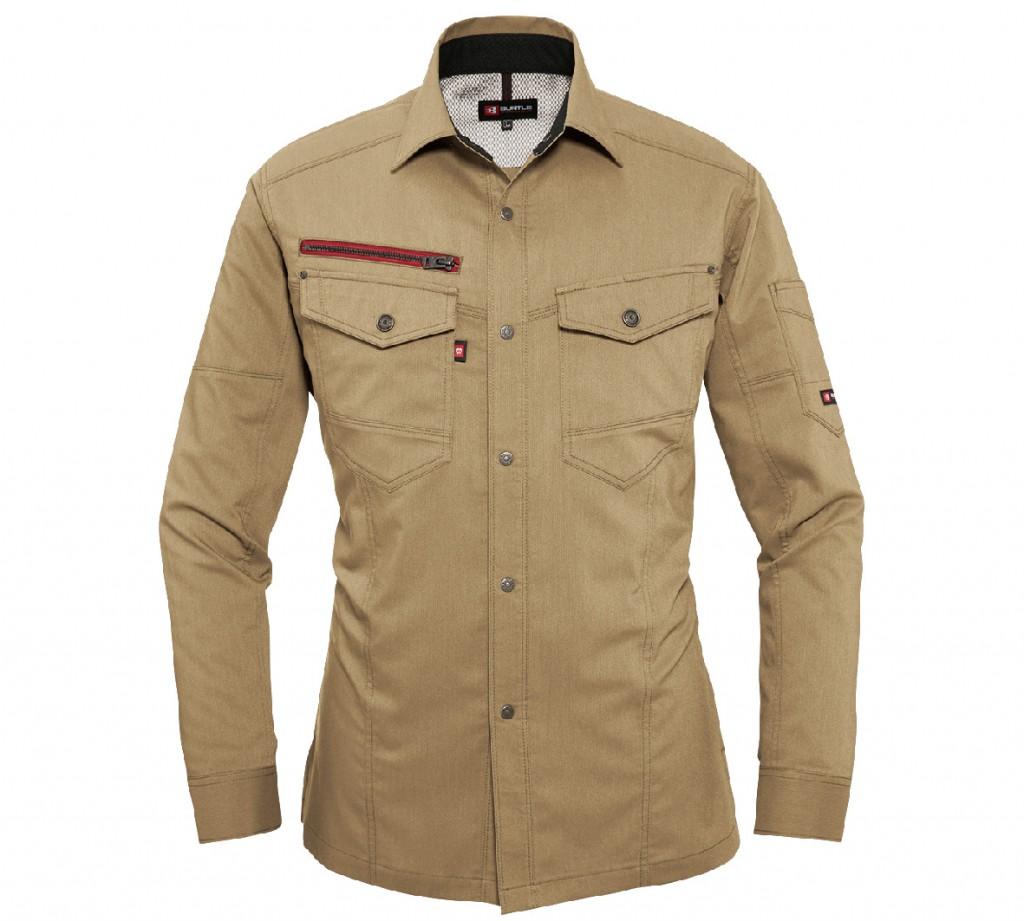 BT7045 長袖シャツ