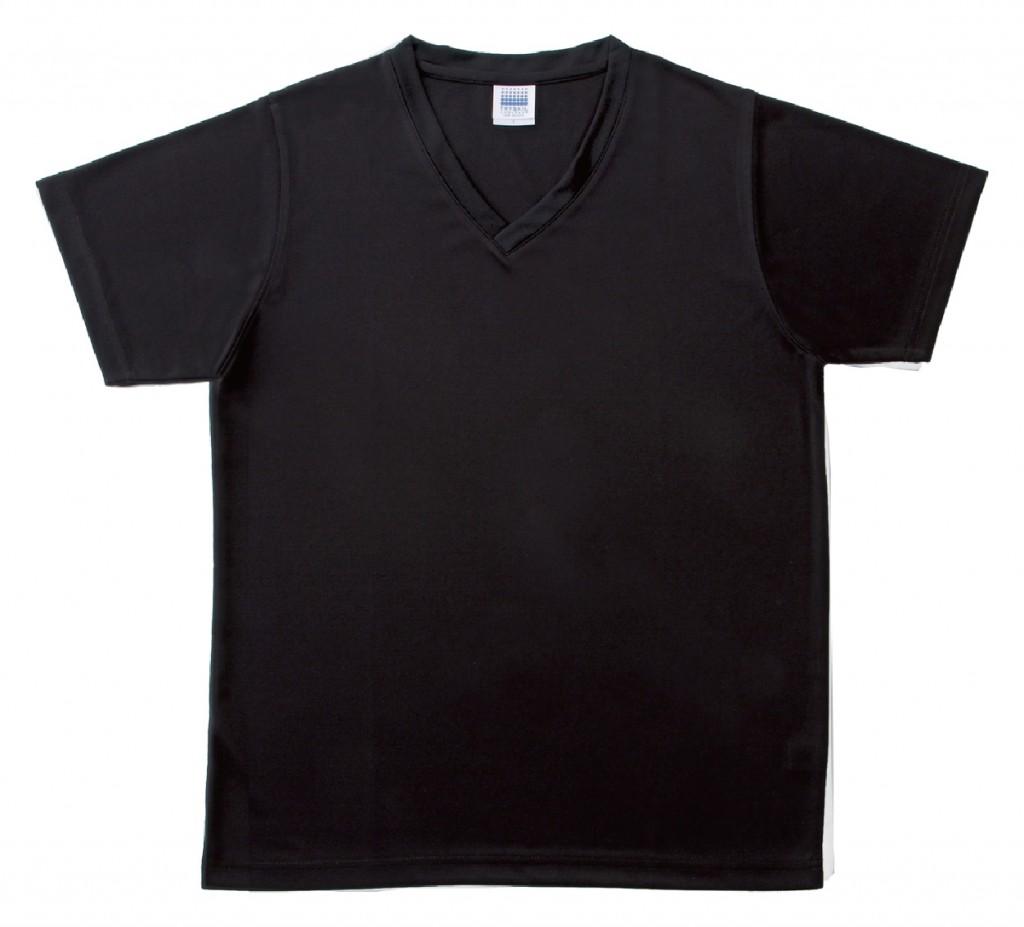 19400 クールパスドライVネックTシャツ