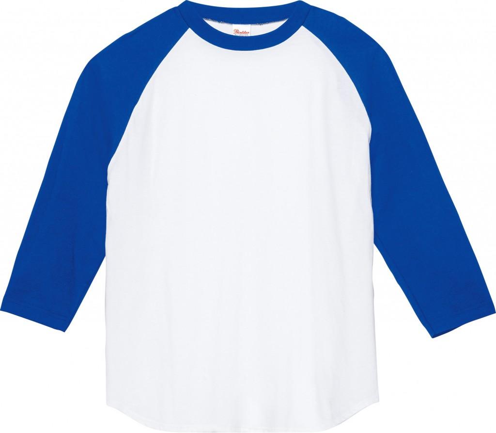 00107-CRB 5.6オンス ヘビーウェイトベースボールTシャツ