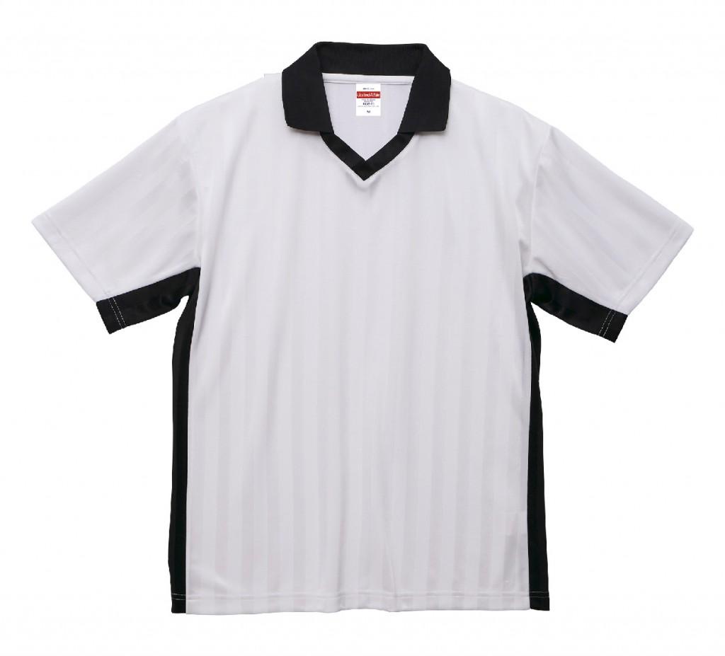 1435-01 4.1オンス ドライクラシックサッカーシャツ