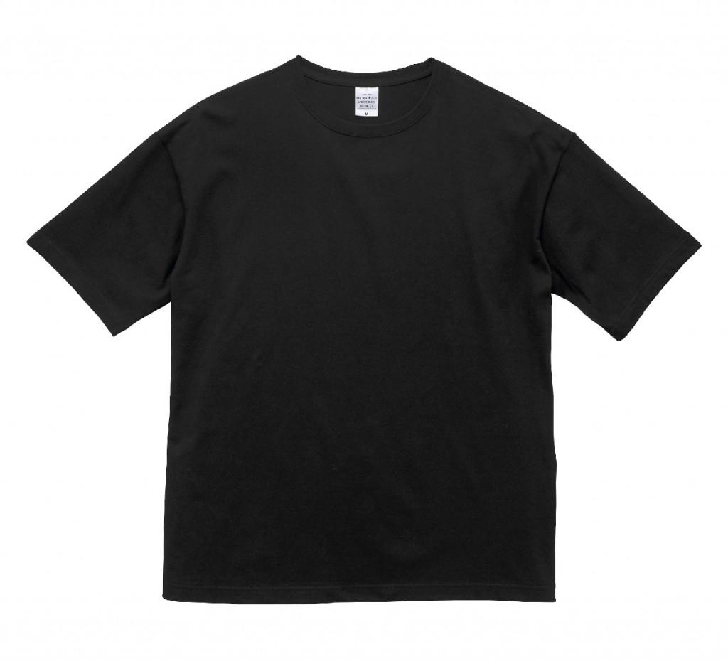 5508-01 5.6オンス ビッグシルエットTシャツ