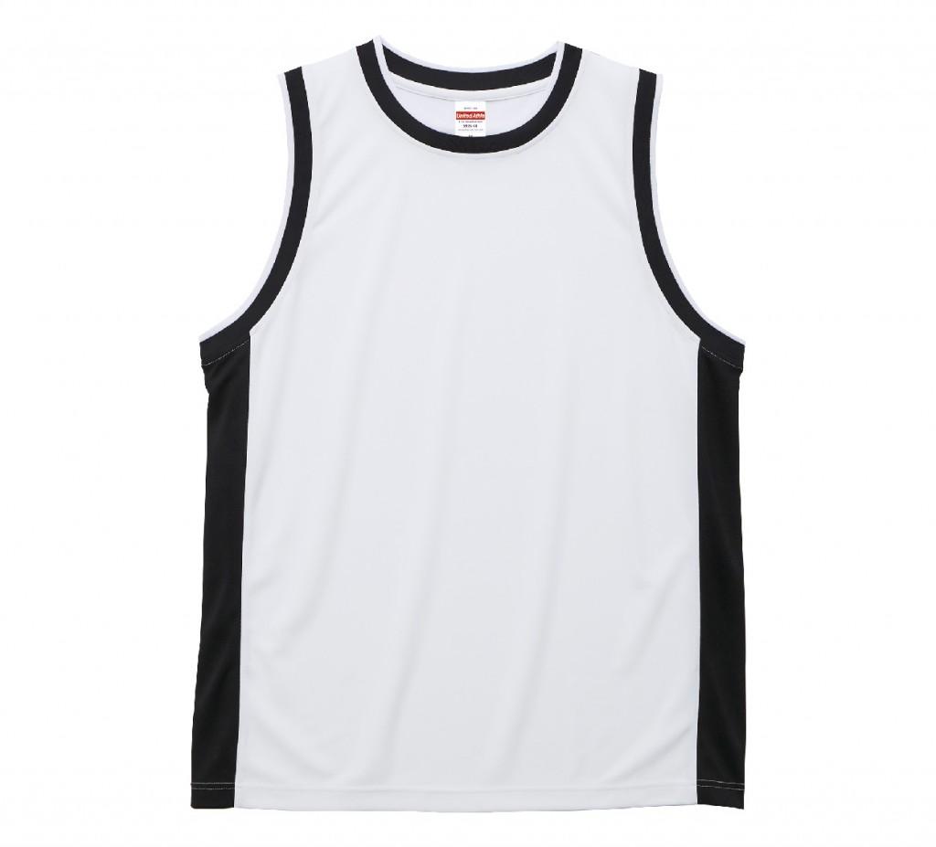 5925-01 4.1オンス ドライバスケットボールシャツ