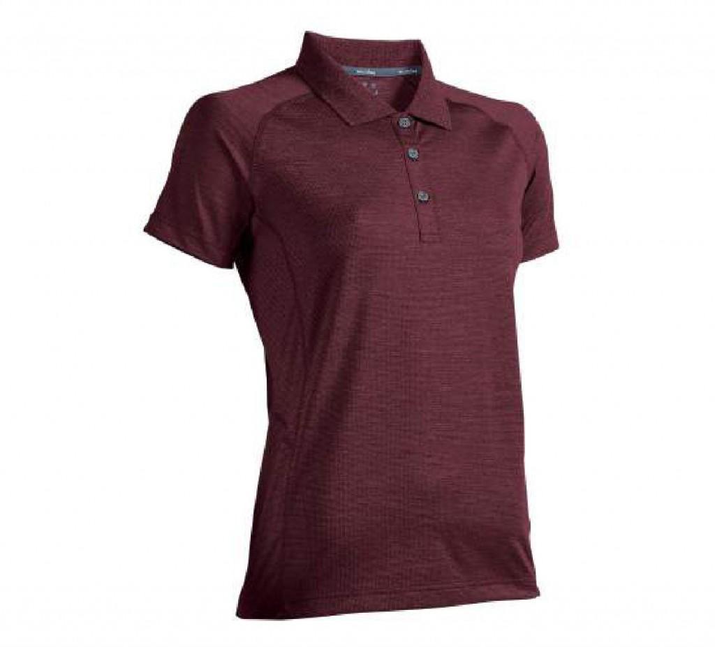 P725 ウィメンズフィットネスポロシャツ