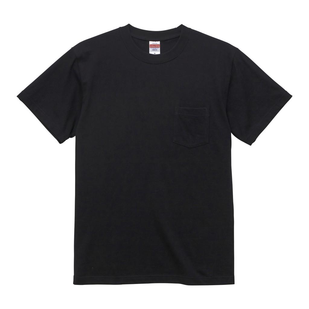 5006-01 5.6オンス ハイクオリティーTシャツ(ポケット付)