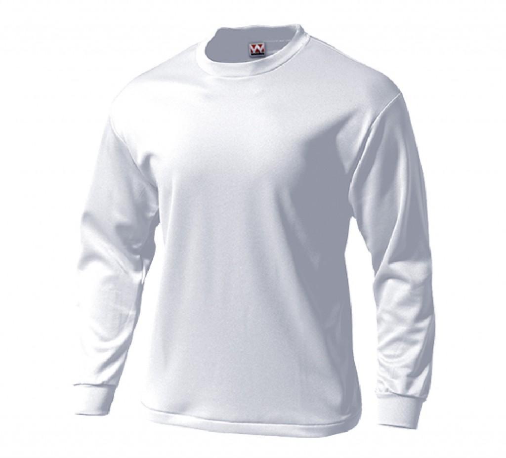 P175 タフドライ長袖Tシャツ