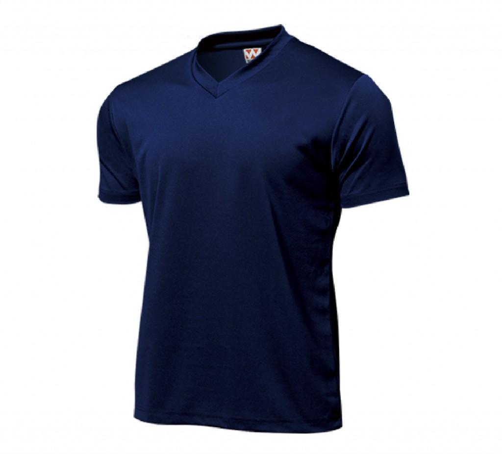 P390 ドライライトVネックTシャツ