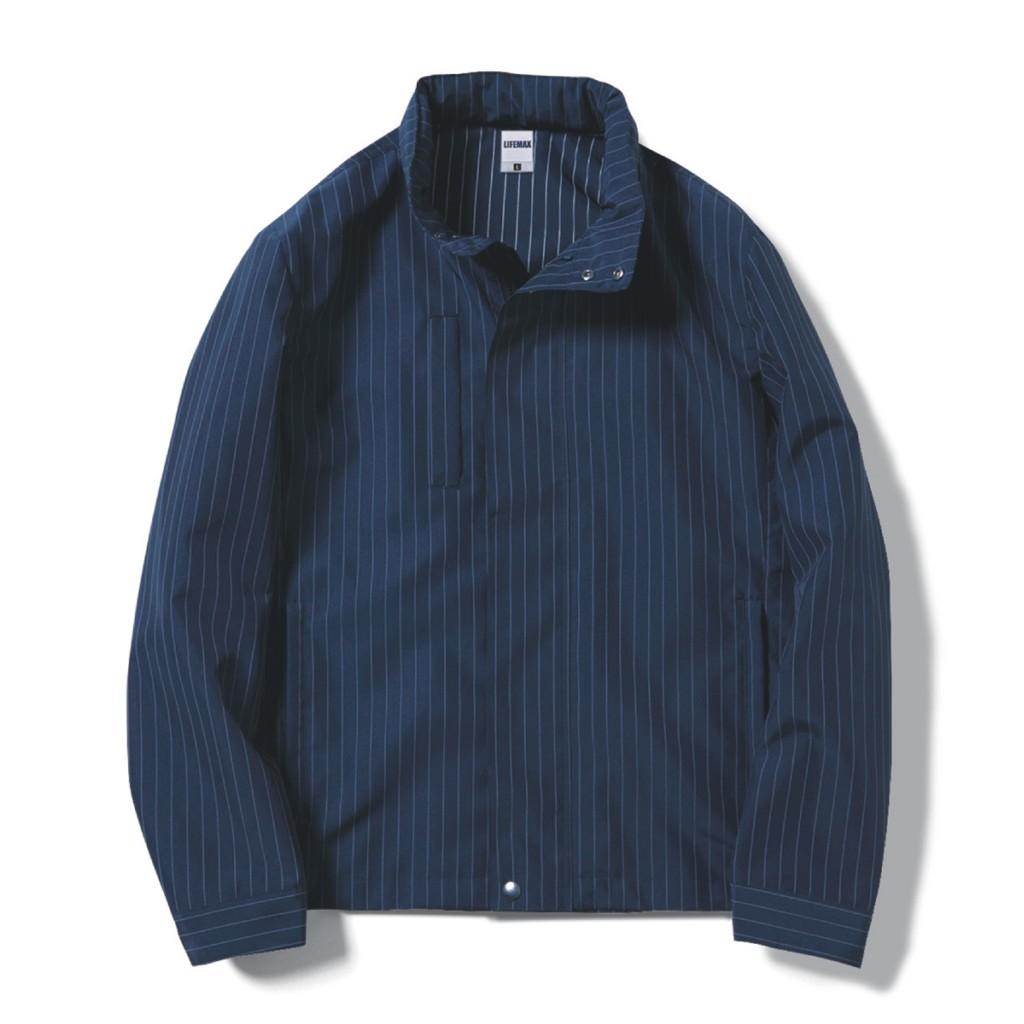 MJ0071 スタイリッシュジャケット(ストライプ)