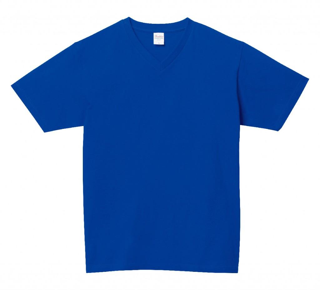 00108-VCT 5.6オンス ヘビーウェイトVネックTシャツ
