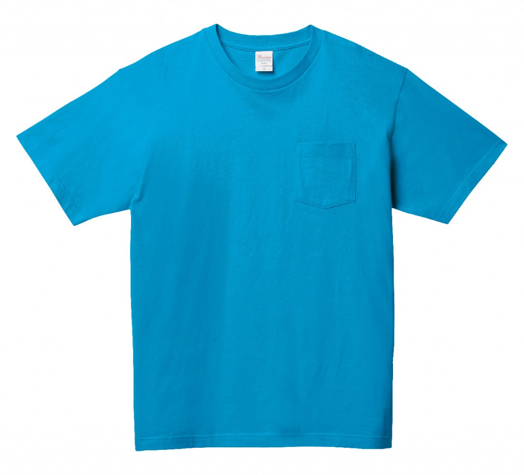 00109-PCT 5.6オンス ヘビーウェイトポケットTシャツ