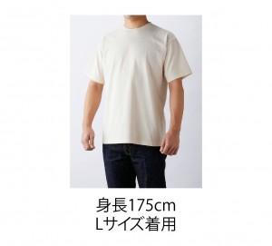 着用イメージ(身長175cm、Lサイズ)