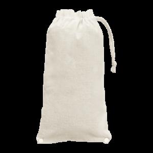 プリントは巾着部分のみです。ブランケットへのプリントは不可です。