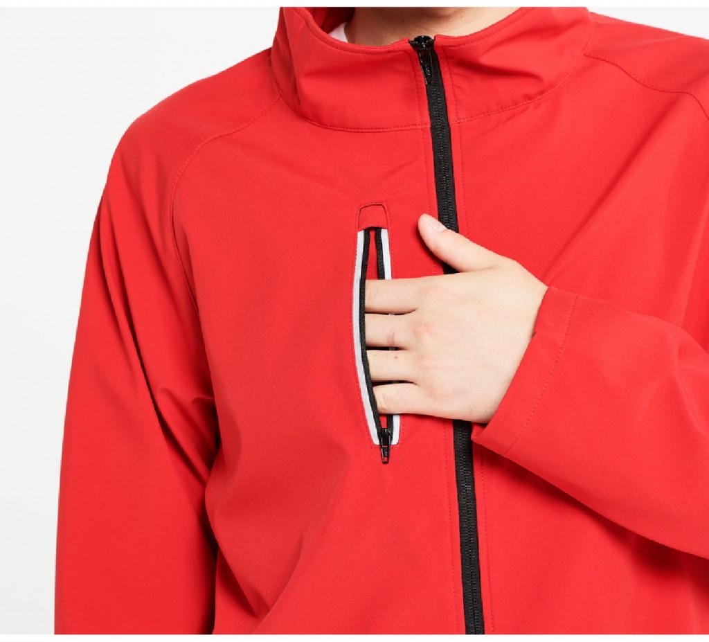 胸ポケット(リフレクター付)
