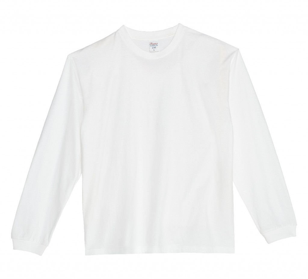 00114-BCL 5.6オンスヘビーウェイトビッグLS-Tシャツ(リブ付き)