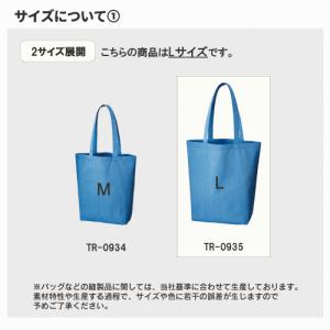 こちらのバッグはLサイズです