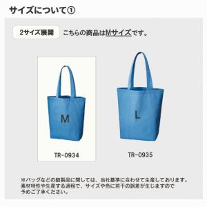 こちらのバッグはMサイズです