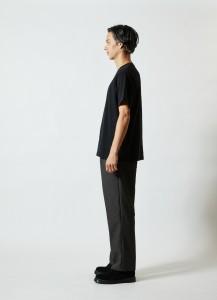 身長182cm Lサイズ着用 サイド