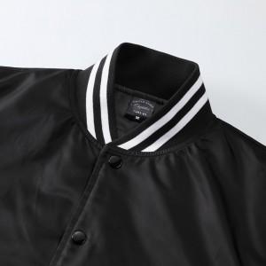 襟もとは首リブ仕様、Color No.2001・4001はライン入りリブ仕上げ